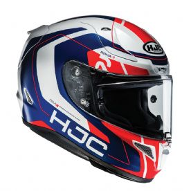 HJC Rpha 11 Chakri Helmet Red White Blue